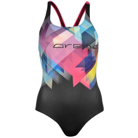arena womens silkeborg swim suit quick drying beach water