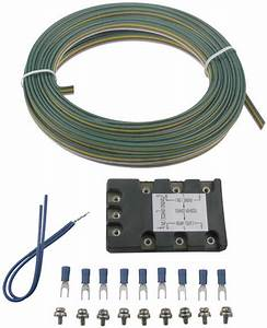 Blue Ox Tail Light Wiring Kit With Block Diode Blue Ox Tow