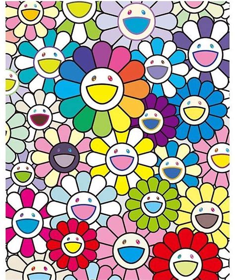 Browse our listings to find jobs in germany for expats, including jobs for english speakers or those in your native language. Takashi Murakami Flower iPhone Wallpapers - Wallpaper Cave
