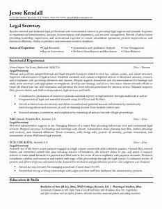 legal resumes legal secretary resume sample law With legal secretary resume samples