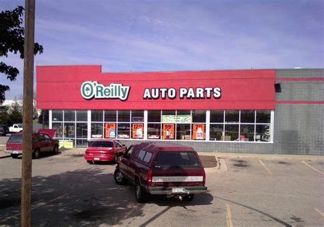 O'reilly Auto Parts In Waterford, Mi 48327