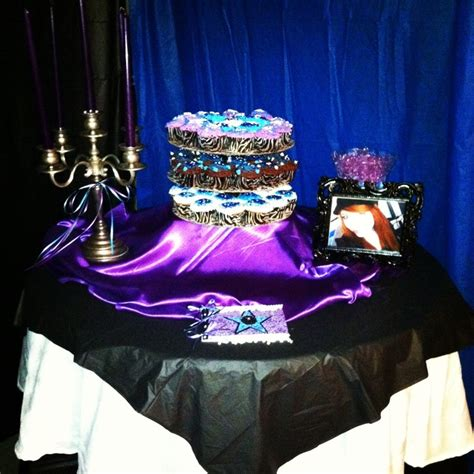 32 Best Mariah's Sweet 16 Party!!! Images On Pinterest
