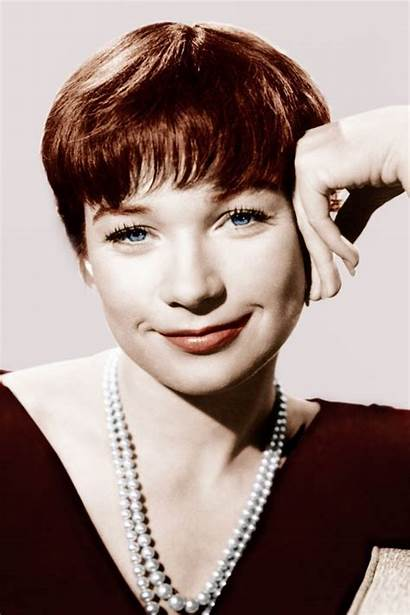 Hollywood Actresses Shirley Maclaine Golden Age Stars