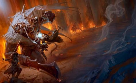 Dungeons And Dragons 5e Release Schedule Through 2018