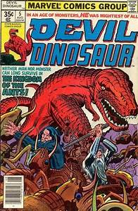 Quote Format Devil Dinosaur 5 Journey To The Center To The Ants Issue