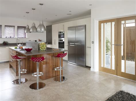 Open Plan Kitchen And Dining Afreakatheart