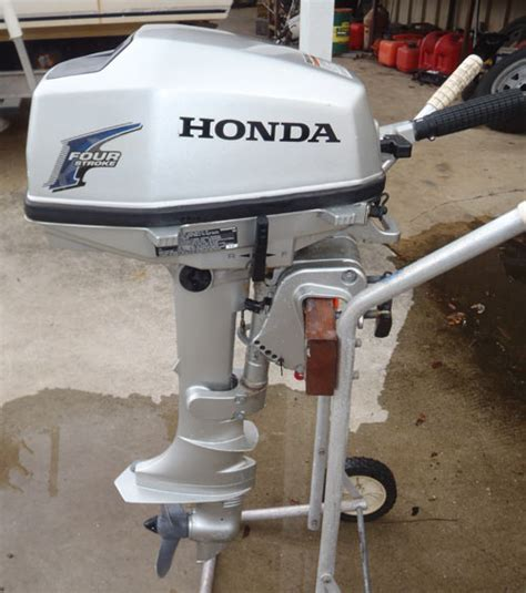 Honda Small Boat Motor by 4 Cycle Used Outboards Autos Post