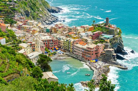 Take Your Time In Cinque Terre And Savor Liguria Italy