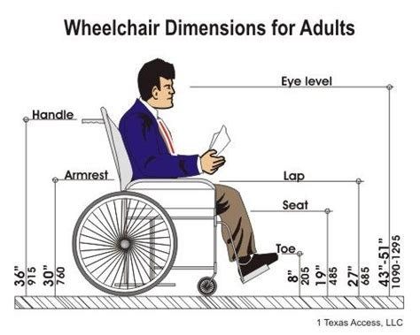 door width for wheelchair 25 best ideas about wheelchair dimensions on