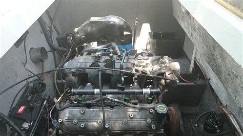 Jet Boat Engine Swap by Lsx Boat 06 16 16 22 Formula With 6 0 Lq4 Engine In
