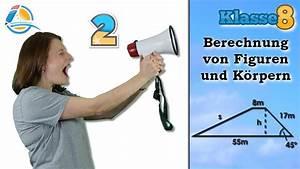 R Und V Kfz Versicherung Berechnen : k rper und figuren berechnen klasse 8 bung 2 youtube ~ Themetempest.com Abrechnung