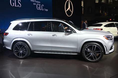 New Mercedes Gls by New Mercedes Gls Re Engineered Luxury Suv Unveiled