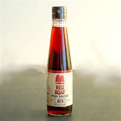Red Boat Fish Sauce Ingredients red boat 40 176 n fish sauce vietnamese fish sauce for sale