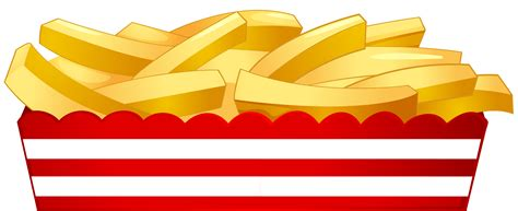 french fries fast food png transparent clip art image gallery