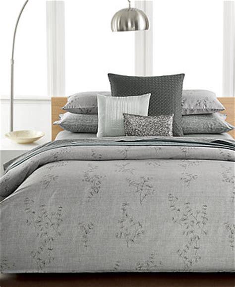 Calvin Klein Coverlet by Calvin Klein Closeout Acacia King Comforter Bedding