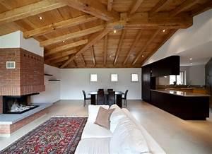 comment poser des rouleaux disolants entre des solives With peinture mur exterieur couleur 18 decoration maison plafond bas