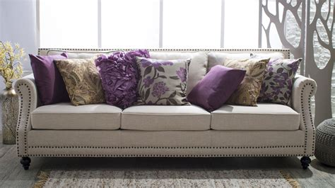 Formal Living Room Throw Pillows by Purple And Lavender Throw Pillows Colleen Cottage In