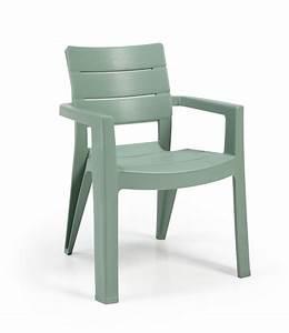Chaise De Jardin Verte : allibert ibiza chaise verte allibert ~ Teatrodelosmanantiales.com Idées de Décoration