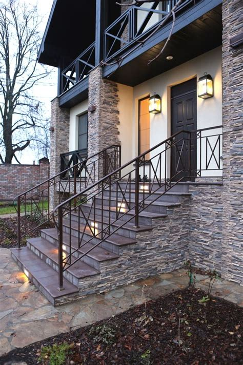 wrought iron railing ideas  indoors  outdoors