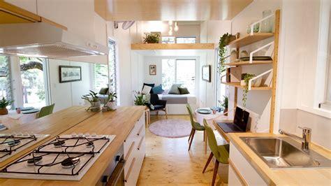 midcentury inspired tiny house radiates clever design