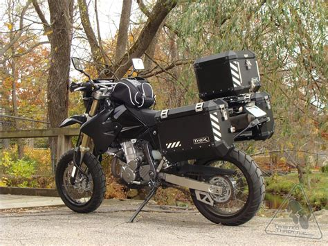Best Rack And Luggage For Drz 400 Sm
