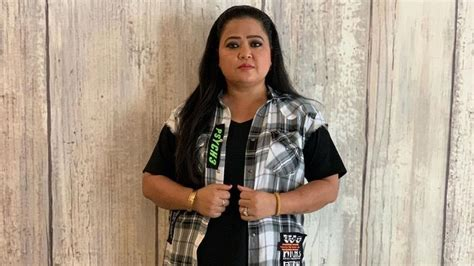 Comedian Bharti Singh arrested by NCB in drugs case ...