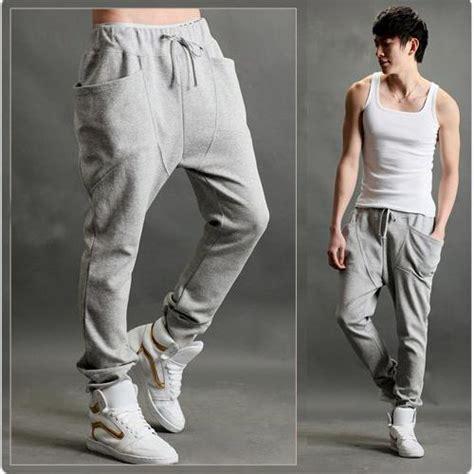 Casual Pants New Fashion Men Jogger Loose Mens