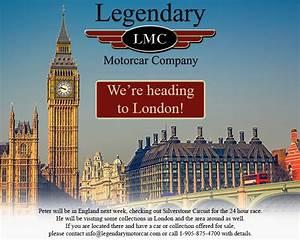 Legendary Motorcar 905-875-4700 - We buy, sell and restore ...