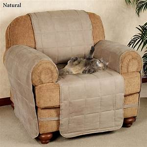 Best pet sofa cover ultimate pet furniture protectors with for Furniture covers with straps