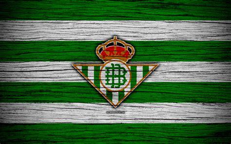 Download wallpapers FC Real Betis, 4k, Spain, LaLiga ...