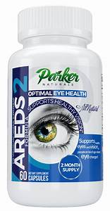 Optimal Eye Health Eye Vitamin And Mineral Supplement Areds 2 By Parke  U2013 Parker Naturals