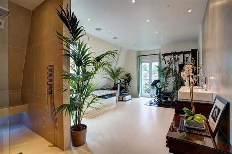 plante verte salle de bain d 233 coration salle de bain 224 l aide d utiles et belles plantes d int 233 rieur design feria