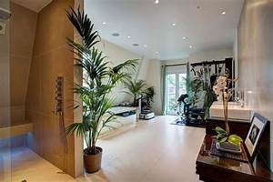 Decoration salle de bain a laide dutiles et belles for Salle de bain design avec décoration d intérieur zen