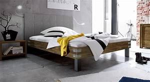 Bett Mit Hohem Kopfteil : vintage bett in 180x200 cm mit hohem kopfteil talca ~ Sanjose-hotels-ca.com Haus und Dekorationen
