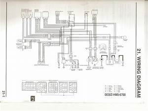 Wiring Diagram Honda Fourtrax 300