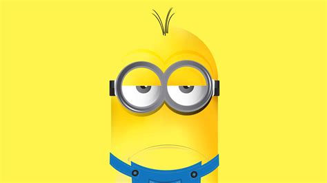 Minion UHD 8K Wallpaper