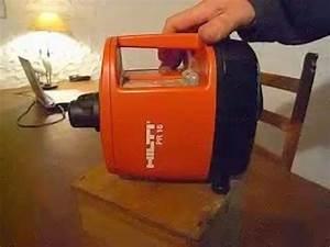 Niveau Laser Hilti : hilti pr16 laser rotatif automatique mise a niveau ~ Dallasstarsshop.com Idées de Décoration
