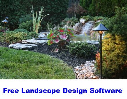 landscape design images free free landscape design software