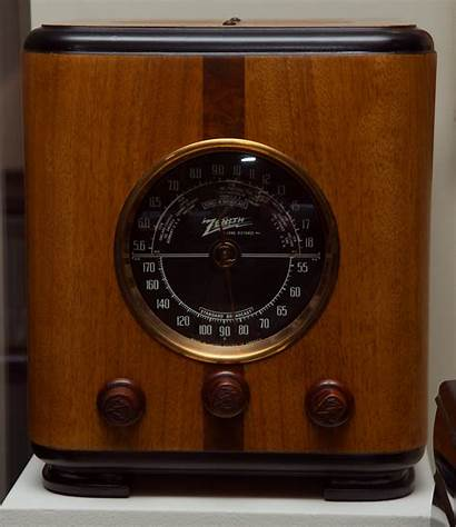 Zenith Radio Cube Electronics 1930s Wikipedia Space