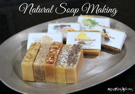 natural soap making cold process  tutorial