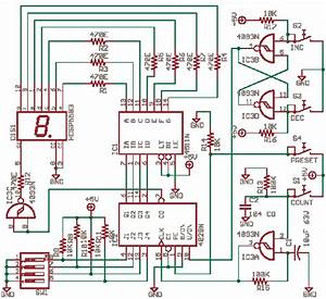 Circuits Faq - Electronic Product Design Notes  Digital Counter
