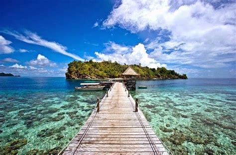 beauty  raja ampat tourism full information