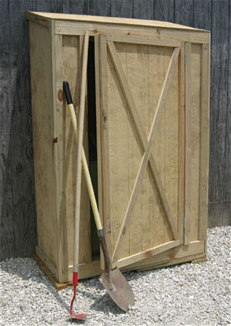 build  garden tool shed extreme