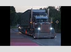 Kenworth Truck W900L YouTube