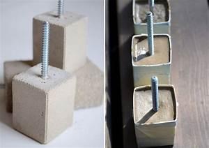 Basteln Mit Beton Anleitung : basteln mit beton diy schrankgriffe aus beton freshouse ~ Lizthompson.info Haus und Dekorationen