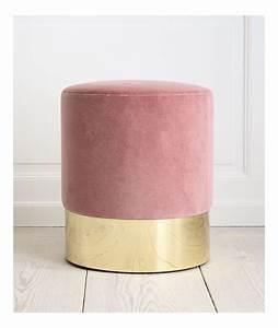 Pouf Rose Poudré : 17 meilleures id es propos de velours rose sur pinterest fauteuils de velours velours et ~ Teatrodelosmanantiales.com Idées de Décoration