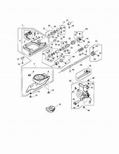 Kenmore Elite 38519005500 Electronic Sewing Machine Parts