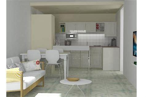 decoracion cocina comedor integrado