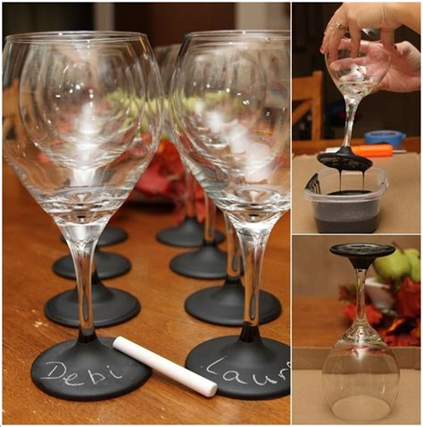 clever     wine glasses