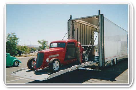 Enclosed Auto Transport Services
